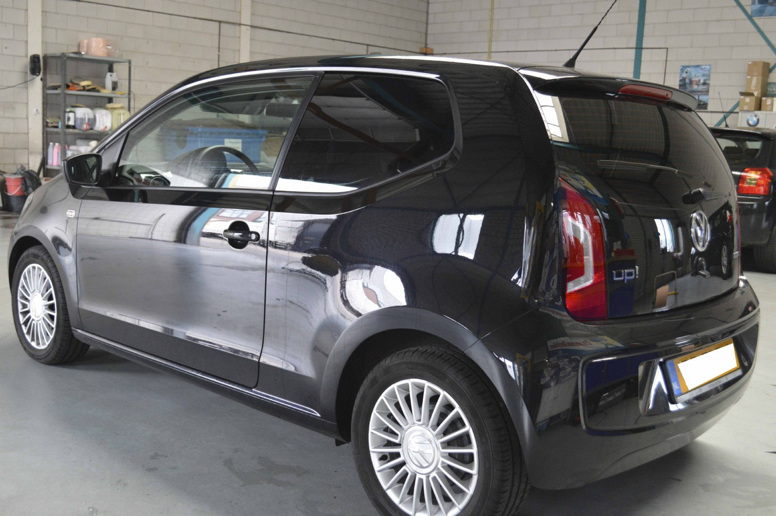 VW UP 5% RUITFOLIE